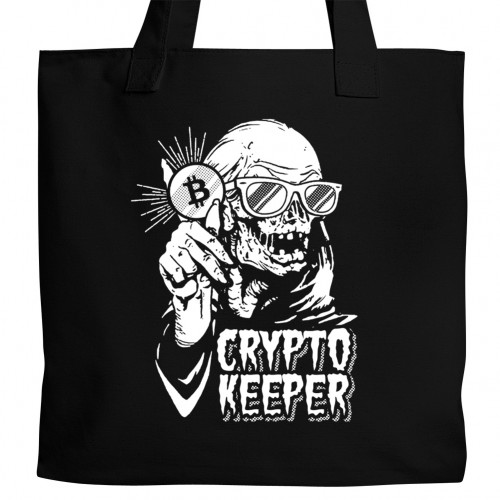 Crypto Keeper Tote