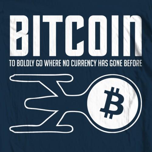 Bitcoin Star Trek