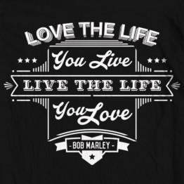 Bob Marley Love Life
