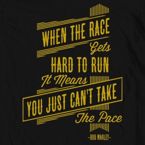 Bob Marley The Race