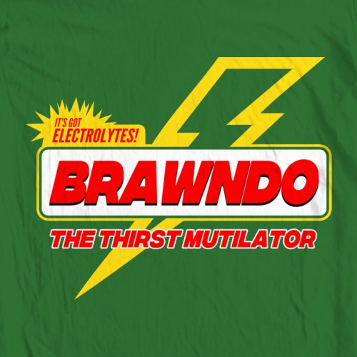 Brawndo Thirst Mutilator