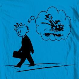 Calvin & Hobbes All Grown Up