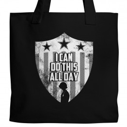 Captain America All Day Tote