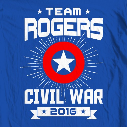 Civil War Team Rogers