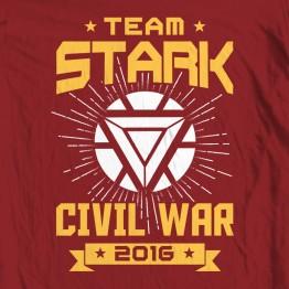 Civil War Team Stark