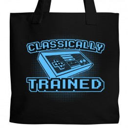 Classically Trained Tote