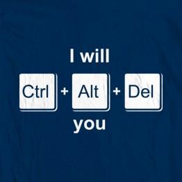 Ctrl Alt Del You