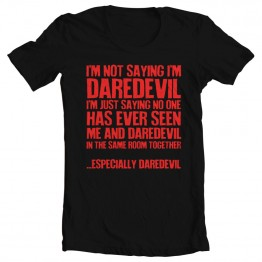 Daredevil is Blind