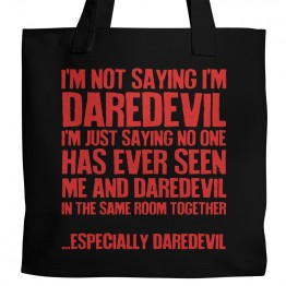 Daredevil is Blind Tote