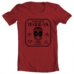 Deadpool Tequila