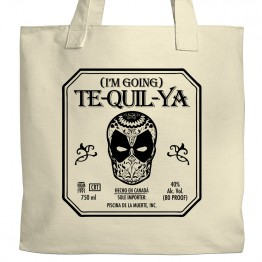 Deadpool Tequila Tote