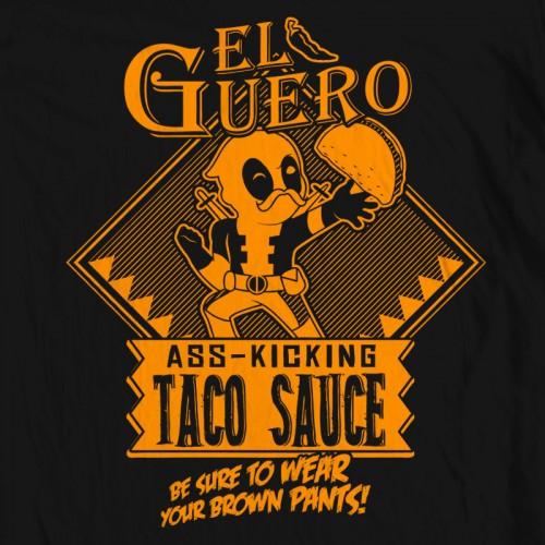 El Guero Taco Sauce