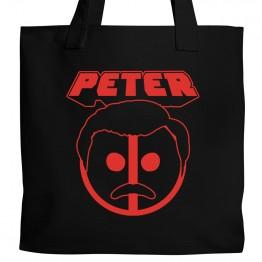 Deadpool Peter Tote