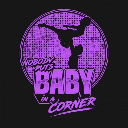 Baby in a Corner