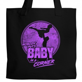 Baby in a Corner Tote