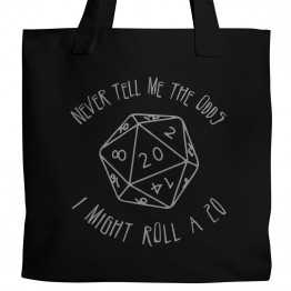 DnD d20 Tote
