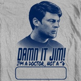 Star Trek - Damn It Jim!