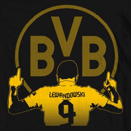 Dortmund - Lewandowski