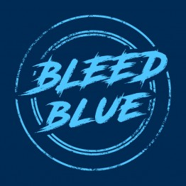DotA 2 Bleed Blue