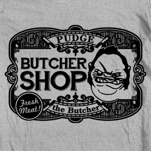 Dota 2 Pudge the Butcher