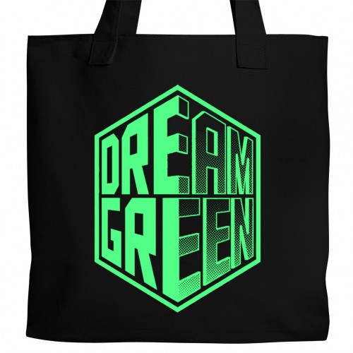 DotA 2 Dream Green Tote
