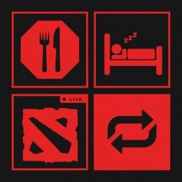 Eat Sleep Dota