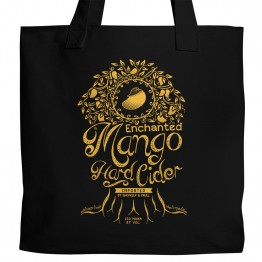 Enchanted Mango Tote