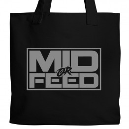 Mid or Feed Tote