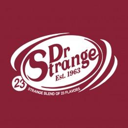 Dr. Strange Dr. Pepper