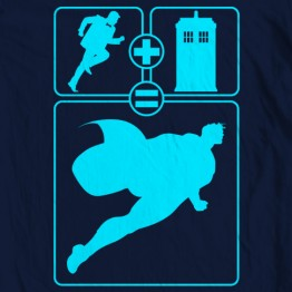 Doctor Who - Superman