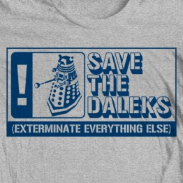 Doctor Who -Save the Daleks