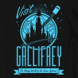 Doctor Who Visit Gallifrey