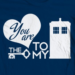 Doctor Who - Key to my Tardis