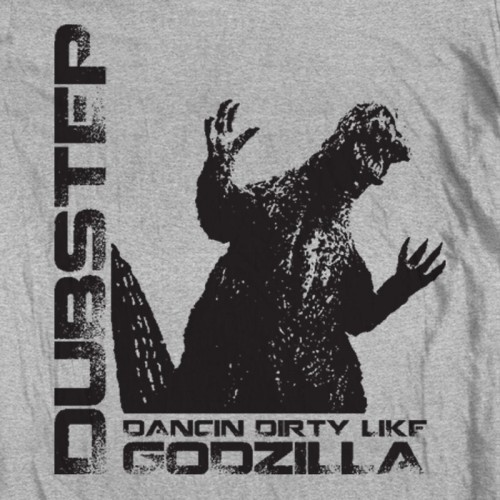 Dubstep Godzilla