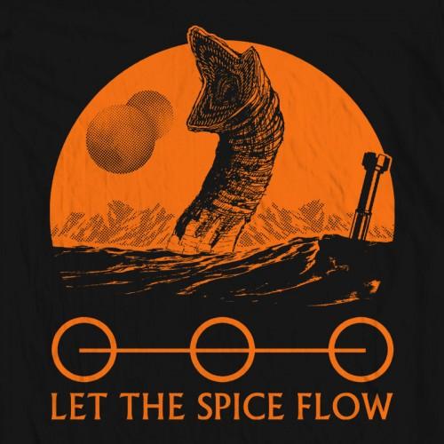 Let The Spice Flow