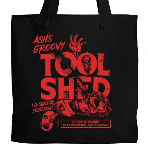 Ash's Tool Shed Tote