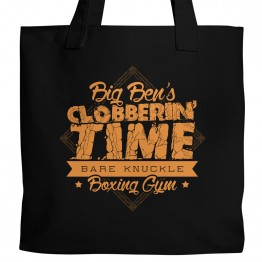 Big Ben's Boxing Gym Tote