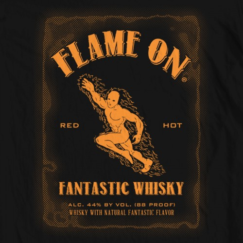 Flame On Whisky
