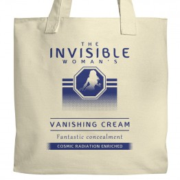 Invisible Woman Tote