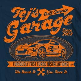 Fast and Furious Tej