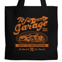 Fast and Furious Tej Tote