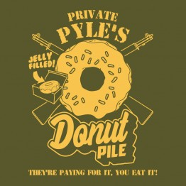 Pyle's Donut Pile