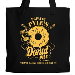 Pyle's Donuts Tote