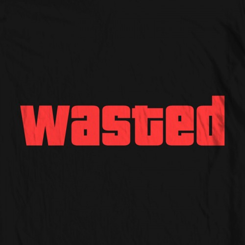 "GTA ""Wasted"""