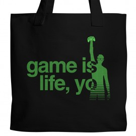 Game is Life Tote