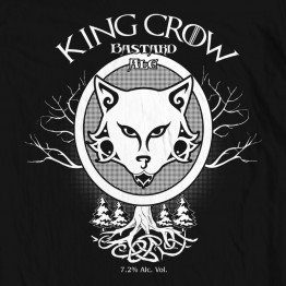 King Crow Bastard Ale