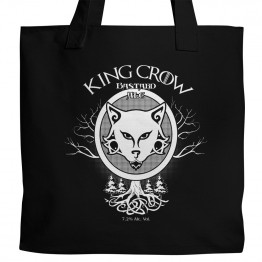 King Crow Bastard Ale Tote