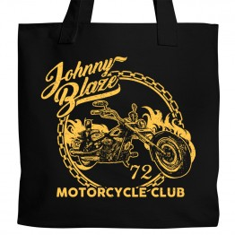 Johnny Blaze MC Tote
