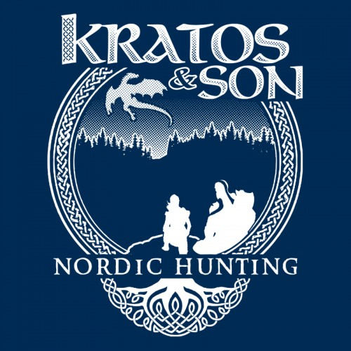 Kratos and Son Hunting