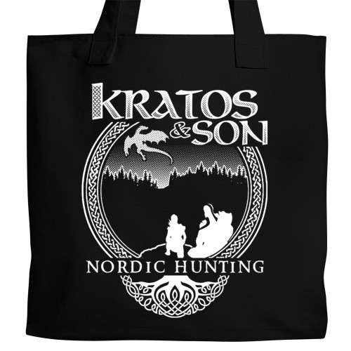 Kratos & Son Tote